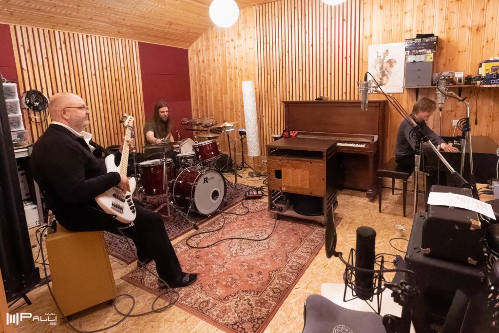 Jam in Studio Paradis